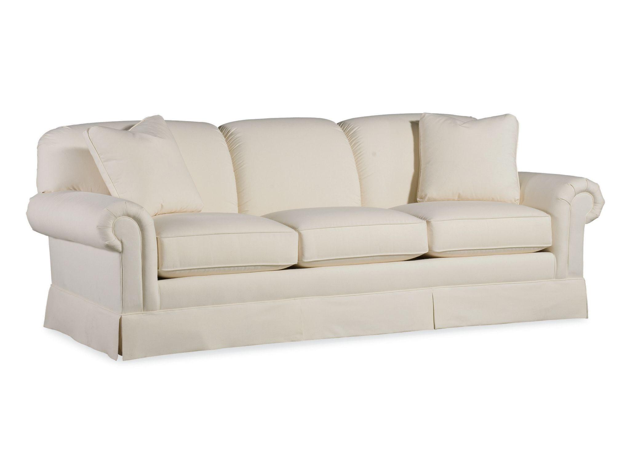 Gentil Thomasville Lancaster Sleeper Sofa 6026 180SL