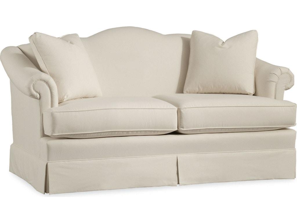 Thomasville Living Room Maribel Loveseat 6028 14 Hickory Furniture Mart Hickory Nc
