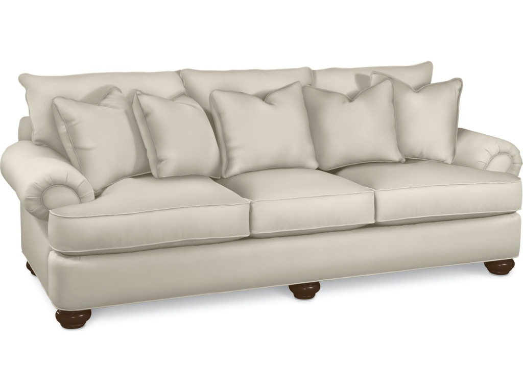 Thomasville Living Room Portofino Large Sofa 8106 11 Bacons Furniture Port Charlotte Fl