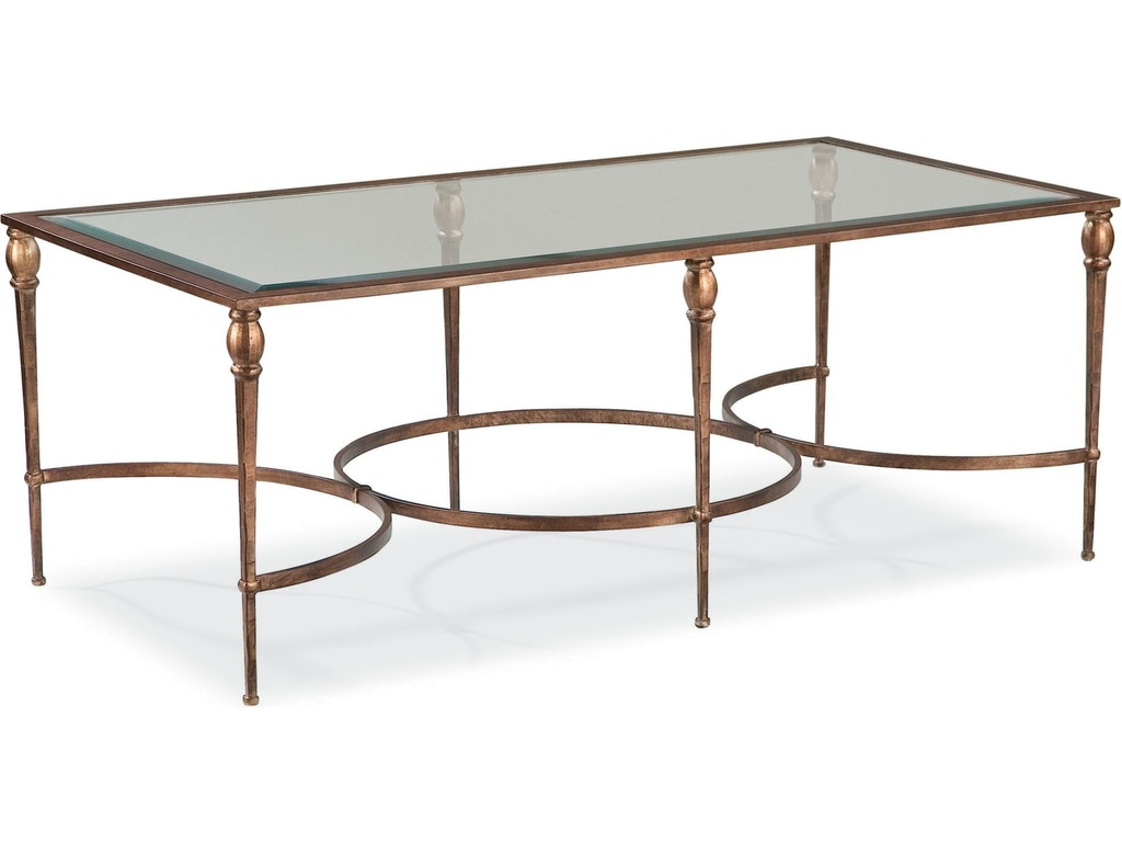 Thomasville living room rectangular cocktail table 82091 for Living room cocktail tables