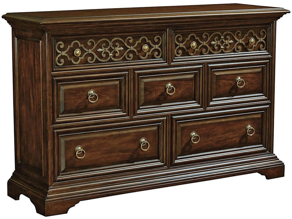 Thomasville Bedroom Princessa Dresser 84411 125 Gibson Furniture Andrews Nc