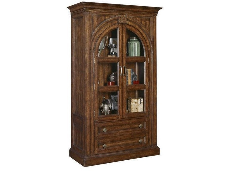 Thomasville Home Office Edinburgh Library Cabinet 85122 410 At Indian River Furniture