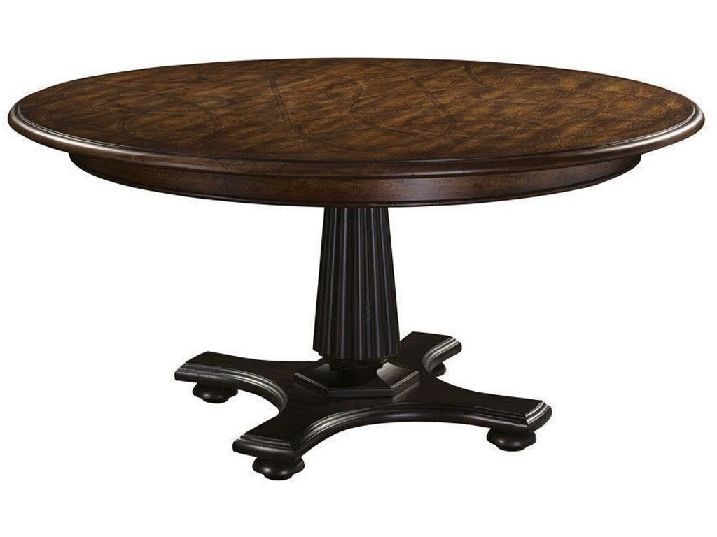 Thomasville Dining Room Celtic Round Table 85122
