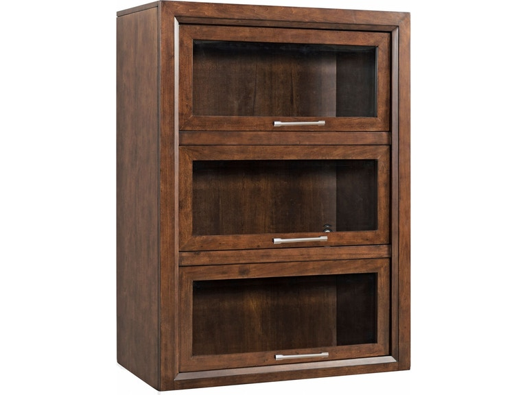 Thomasville Home Office Lawyer Bookcase 85231 615 At Gladhill Furniture