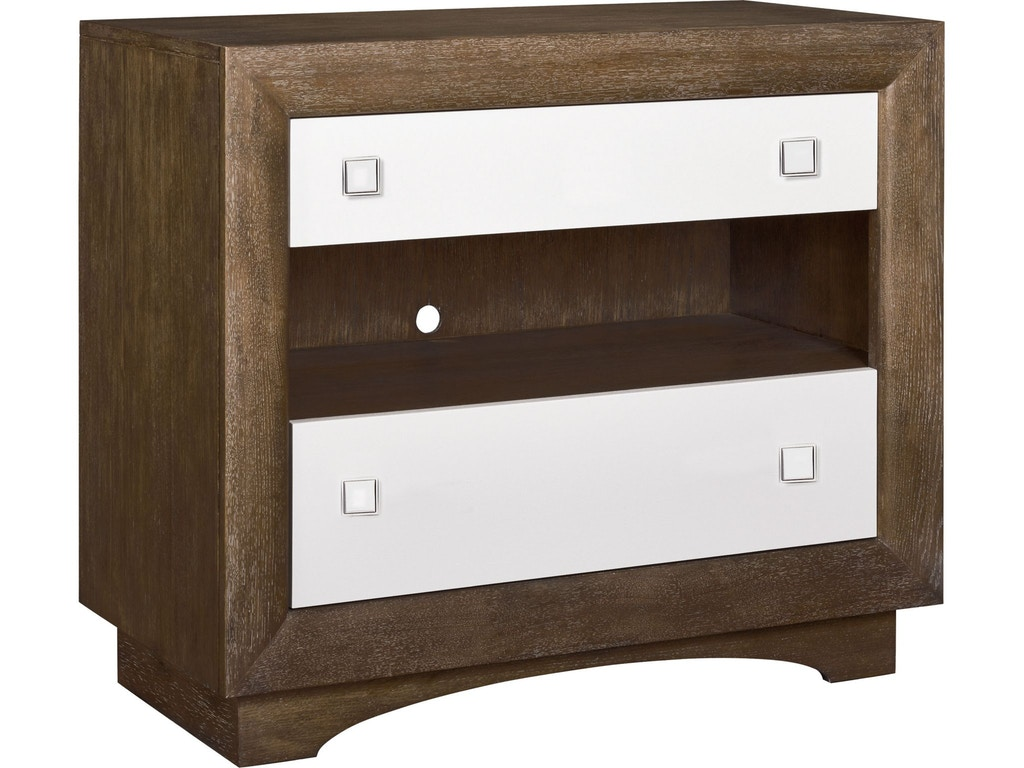 Thomasville bedroom remy bachelor 39 s chest 85311 110 for Anthony baratta luna upholstered bed