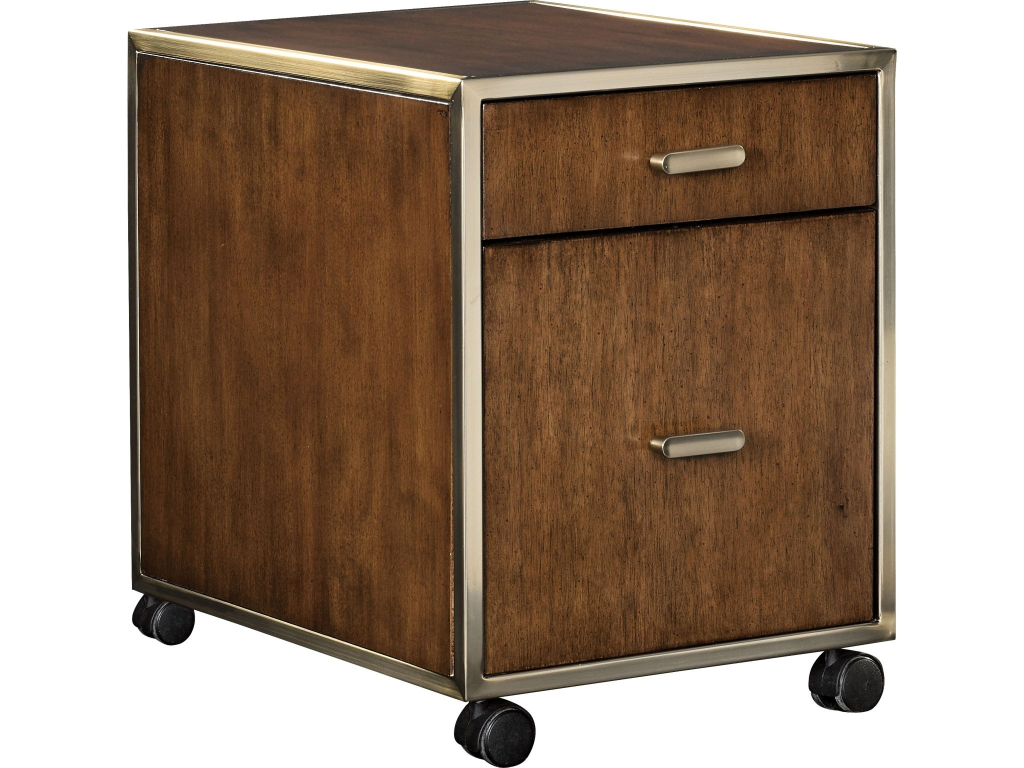 Thomasville Home Office Retrospect Hillier Mobile File Storage 85431 639 At  West Coast Living