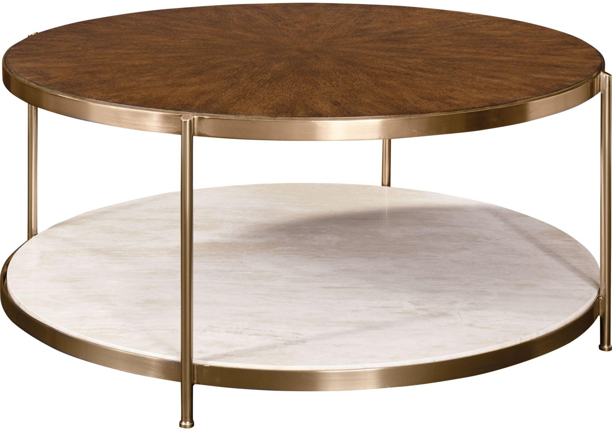 Thomasville Brigid Round Cocktail Table 172
