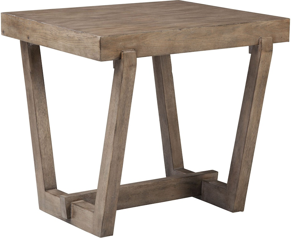 Thomasville Living Room Camphor Tapered End Table 85832 220