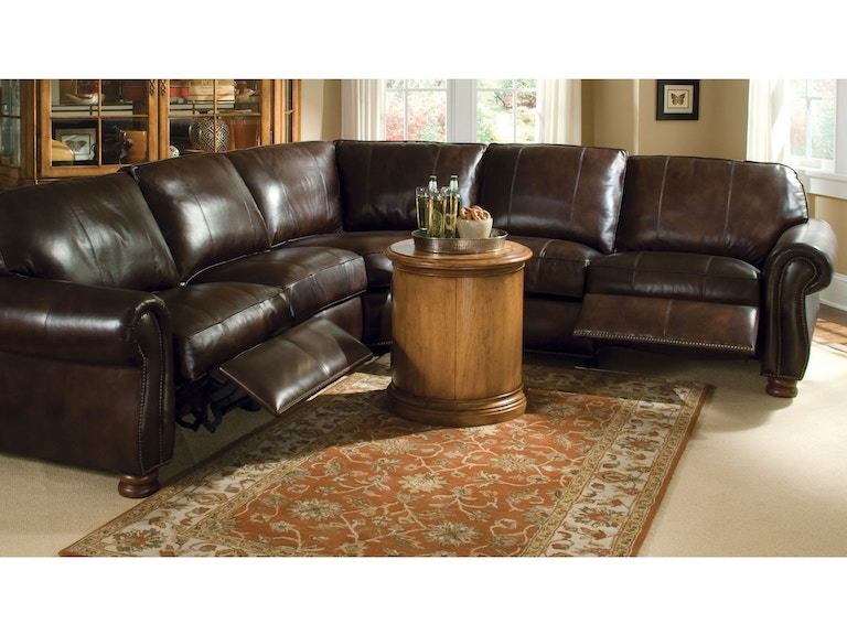 Thomasville Benjamin Motion Sectional Hs1461 Emse
