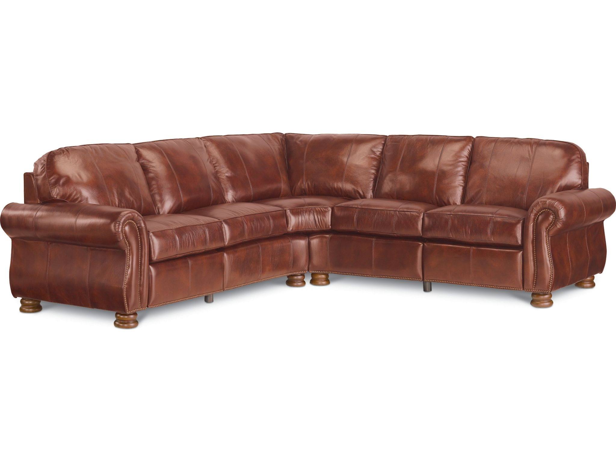 Ordinaire Thomasville Benjamin Motion L/A Sofa With Half Wedge (Incliner) HS1462 L23I