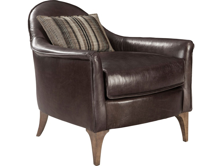Thomasville living room sidlee chair hs2654 15 howell for Furniture in beaumont tx