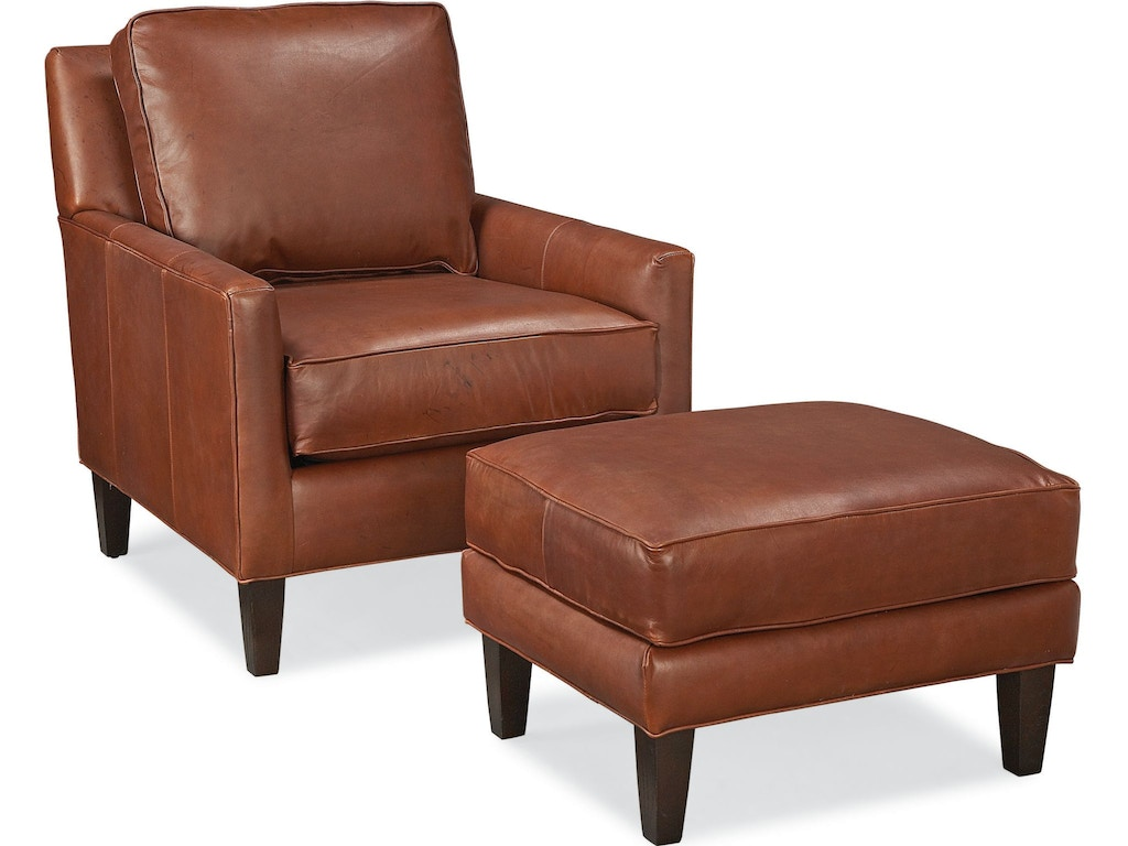 Leather chair and a half - Thomasville Hs7041 15 Highlife Chair