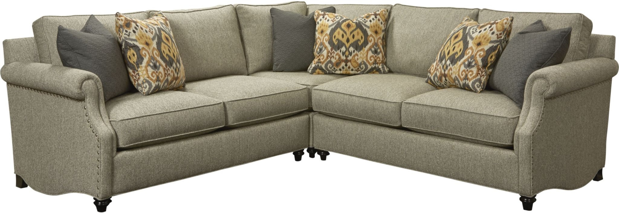 Thomasville Living Room Ancil Sectional Impressions T114  : t11420sect from www.lenoirempirefurniture.com size 1024 x 768 jpeg 48kB