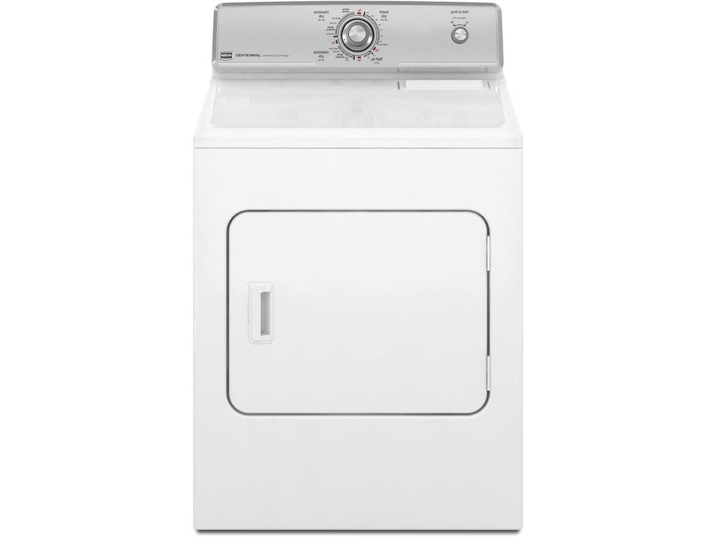 Maytag Appliances Centennial Electric Dryer MEDC200XW ...