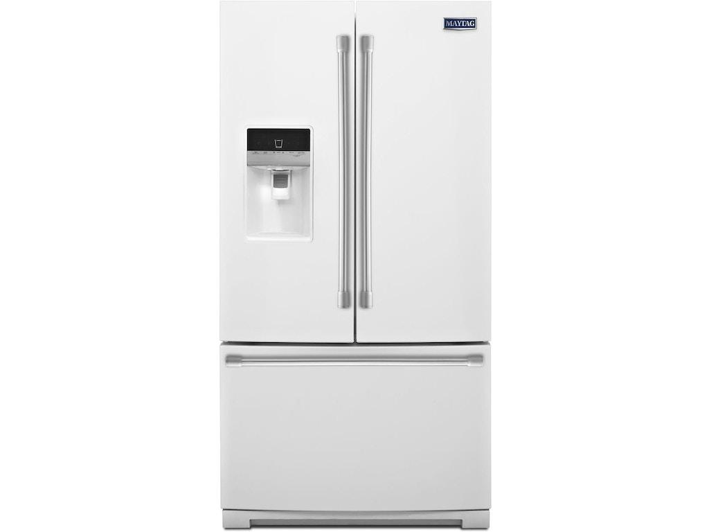 Maytag Kitchen 25 Cu Ft French Door Refrigerator