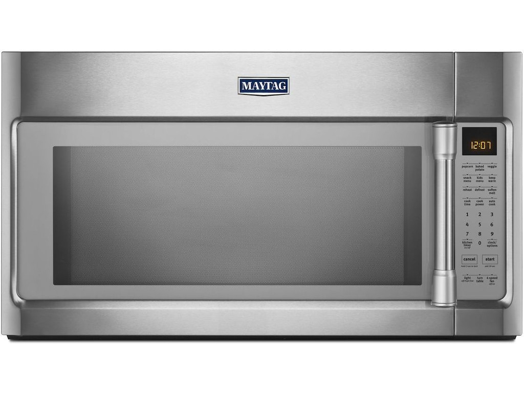 Maytag Kitchen Large Over The Range Microwave Mmv5219ds