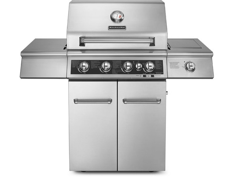 KitchenAid Outdoor/Patio Freestanding Gas Grill 720-0732 ...