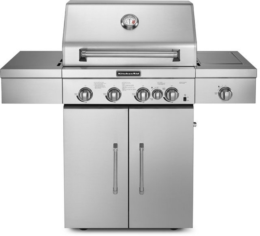 KitchenAid Outdoor/Patio Freestanding Gas Grill 720-0733 ...