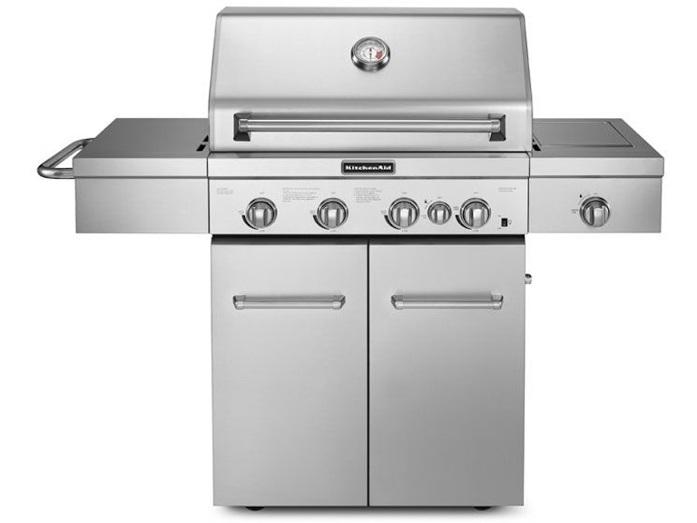 KitchenAid Outdoor/Patio Freestanding Gas Grill 720-0745A ...