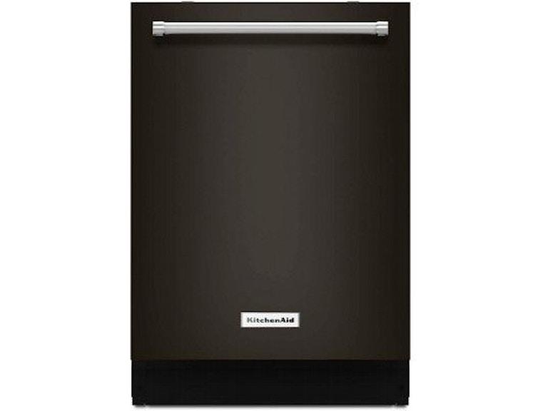 kitchenaid dishwasher with prowash cycle kdte104ebs - Kitchen Aid Dishwashers