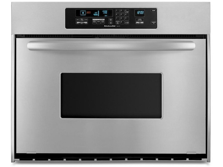 Kitchenaid 36 Architect 174 Series Wall Oven Kebc167vss