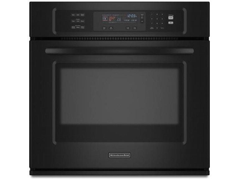 Kitchenaid 30 Architect 174 Series Ii Wall Oven Kebs107sbl