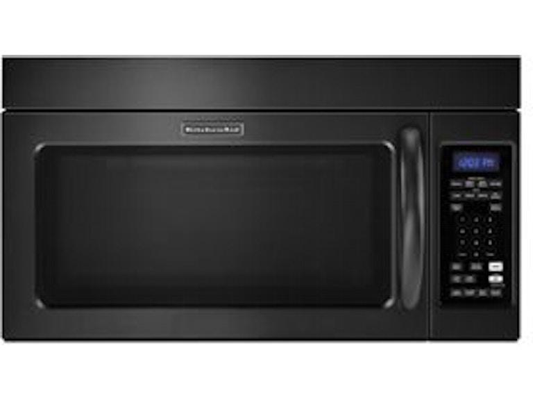 Kitchenaid 30 Over The Range Microwave Khms2040wbl Daws Home