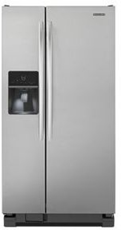 Kitchenaid Side By Side Refrigerator Ksf22c4cyy Sides
