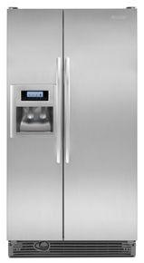 Attirant KitchenAid Architectu0026#174; Series II Side By Side Refrigerator KSRV22FVMS