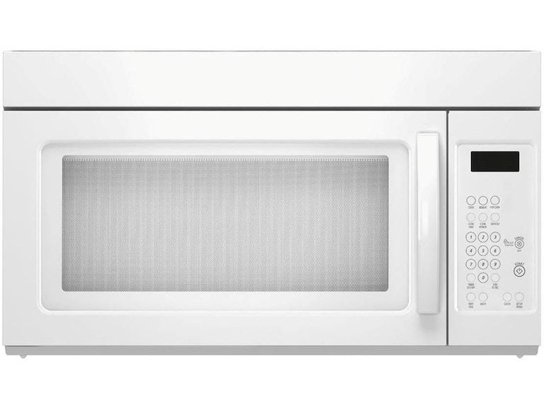 Microwave Range Hood Combination Umv1160cw