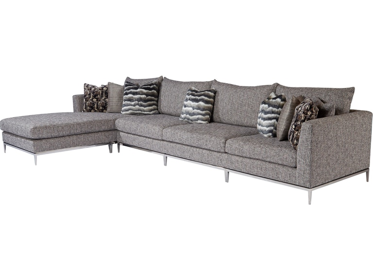 Theodore Alexander Living Room Loxely Stainless Steel
