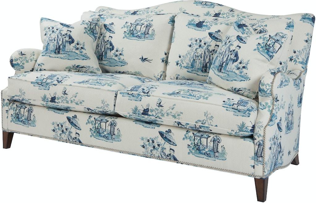 Theodore Alexander Living Room Cait Sofa 158 72
