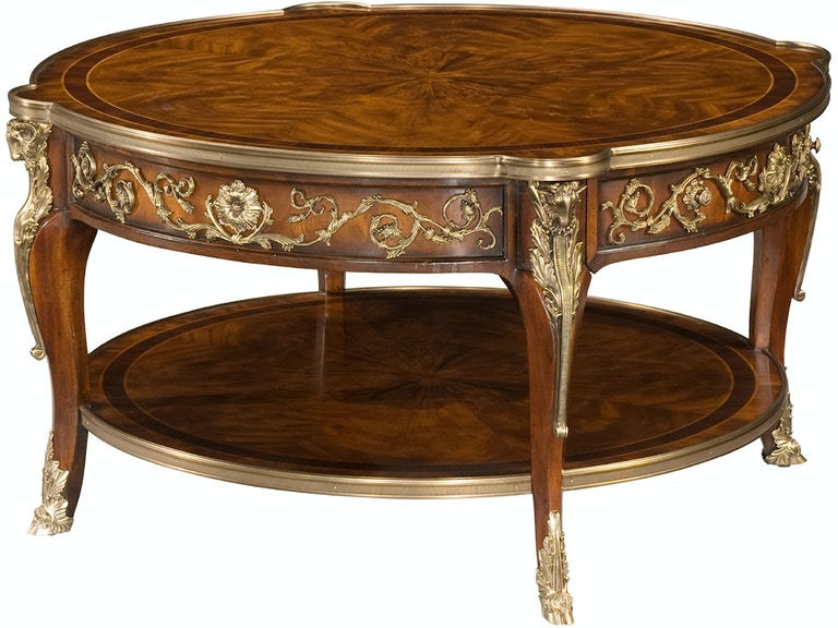Theodore Alexander A Capital Tail Table 5105 178