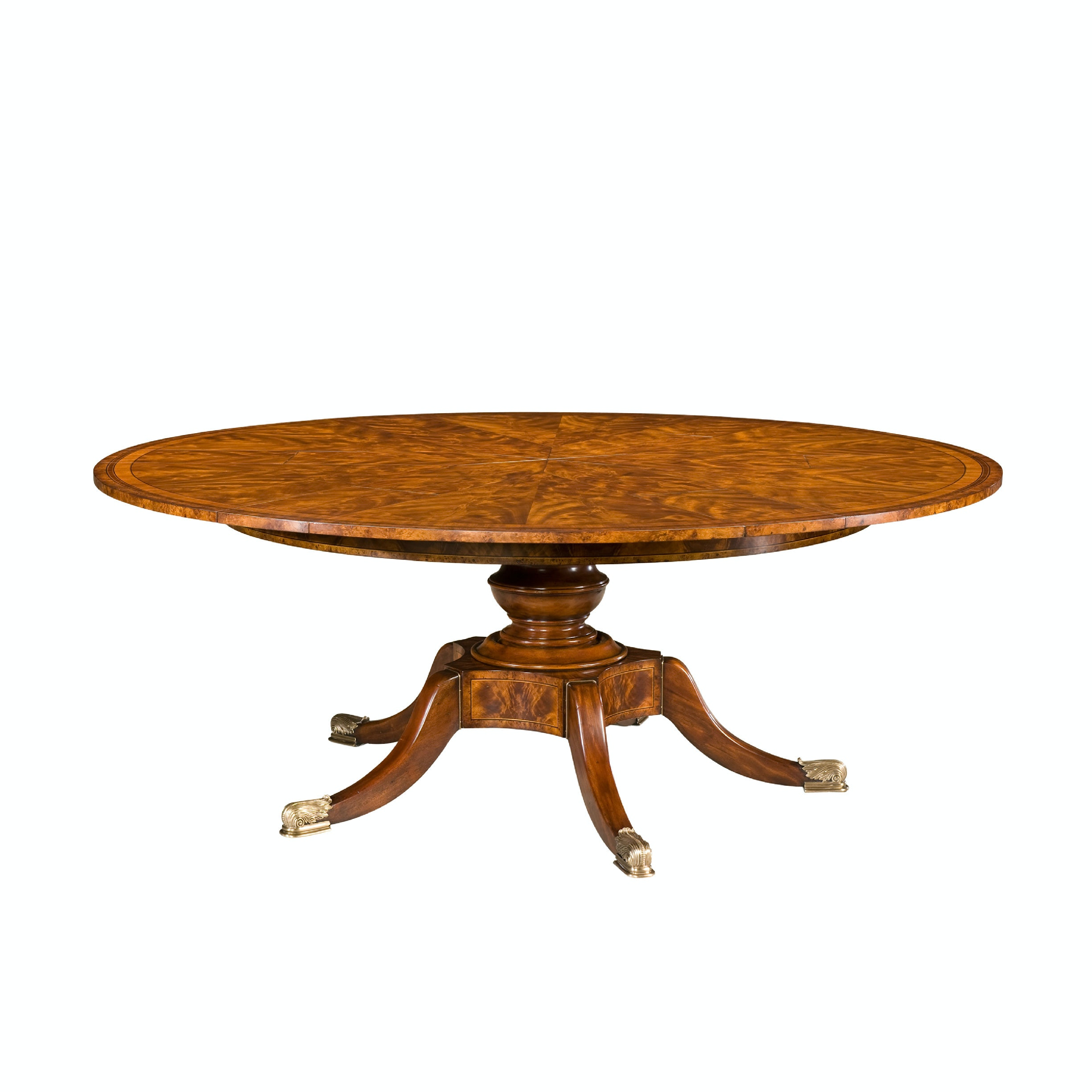 Theodore Alexander The Althorp Patent Jupe Table AL54009