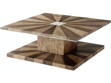 Arden Cocktail Table CBC - Triangle picnic table