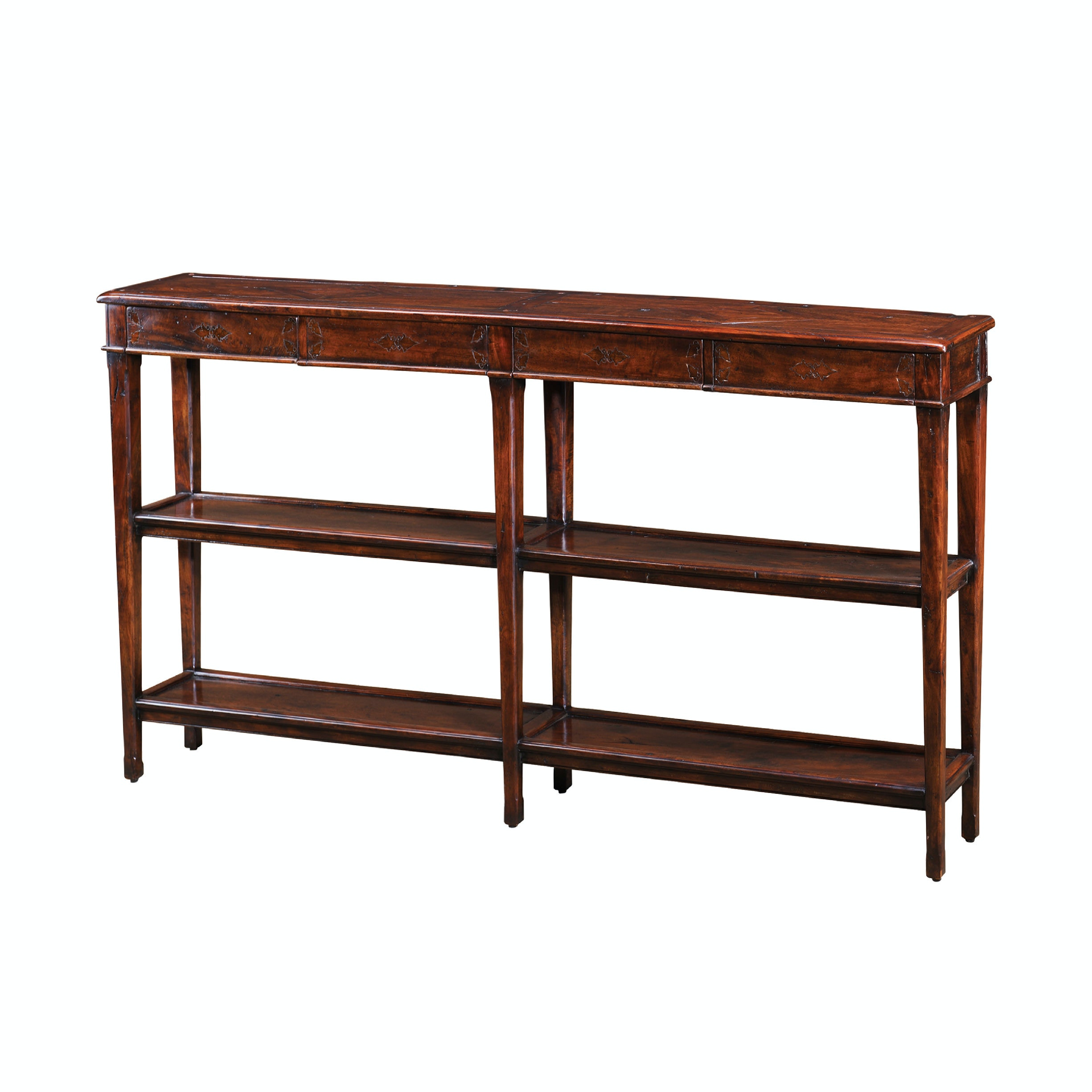 Theodore Alexander Living Room Village Console Cb53002