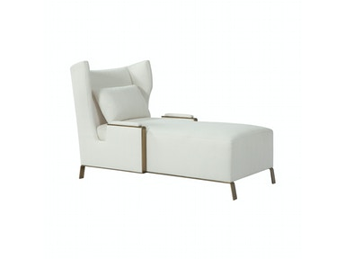 Theodore Alexander Coupe Chaise MB506-10