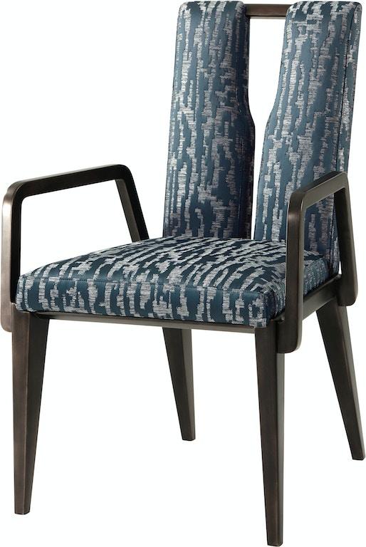 Theodore Alexander Dining Room Gateway Arm Chair Xn41002