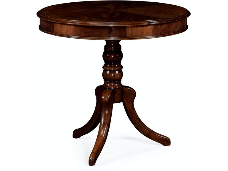 Jonathan Charles Centre Table In Antique Mahogany 491035-MAH - Jonathan Charles Dining Room Centre Table In Antique Mahogany 491035