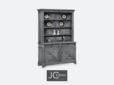 491070 ADG Antique Dark Grey Dresser