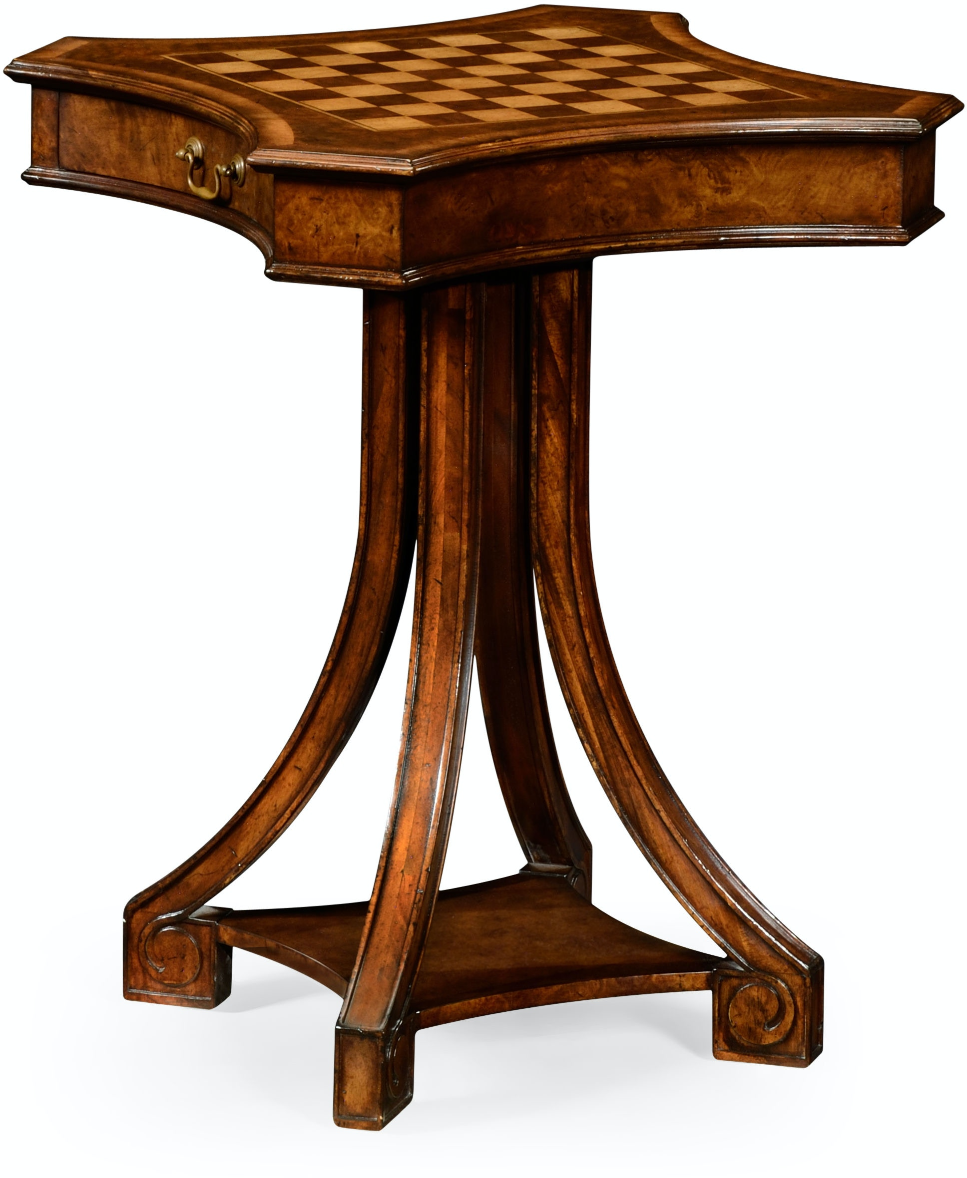 Jonathan Charles Bar And Game Room Occasional Games Table