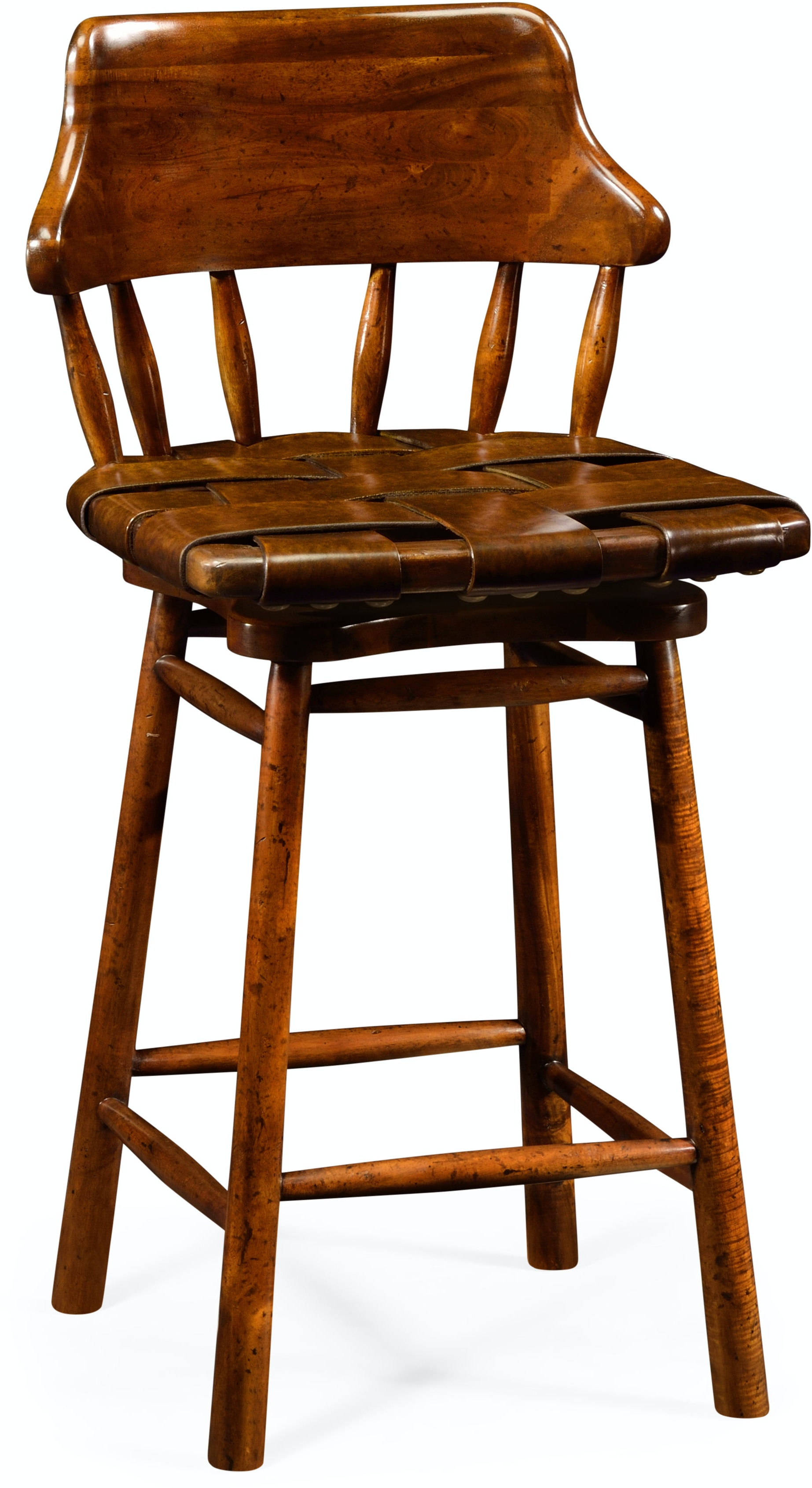 Jonathan Charles Bar And Game Room Country Style Leather