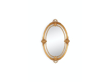 Jonathan Charles Neo-Classical Adam Style Mirror 493105-GIL