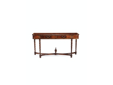 Jonathan Charles Mahogany TV Base Or Sideboard 493168