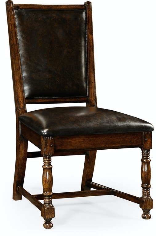 Utah Oak Dining Chairs ~ Jonathan charles dining room oak country side chair in