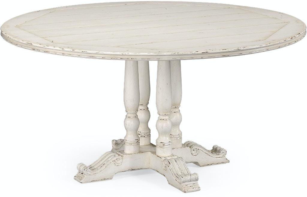 Enjoyable Jonathan Charles 493887 60D 60 French Style Off White Creativecarmelina Interior Chair Design Creativecarmelinacom
