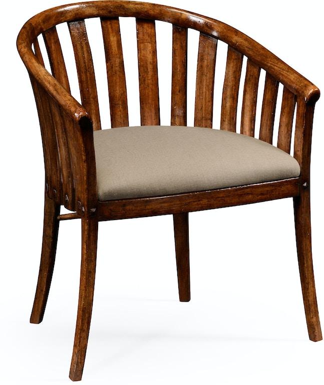 Light Oak Tub Chair QJ494900L