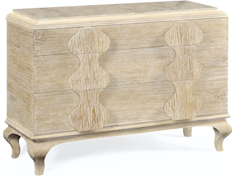 Jonathan Charles Limed Acacia Chest Of Drawer Qj495320lma From Walter E Smithe Furniture Design