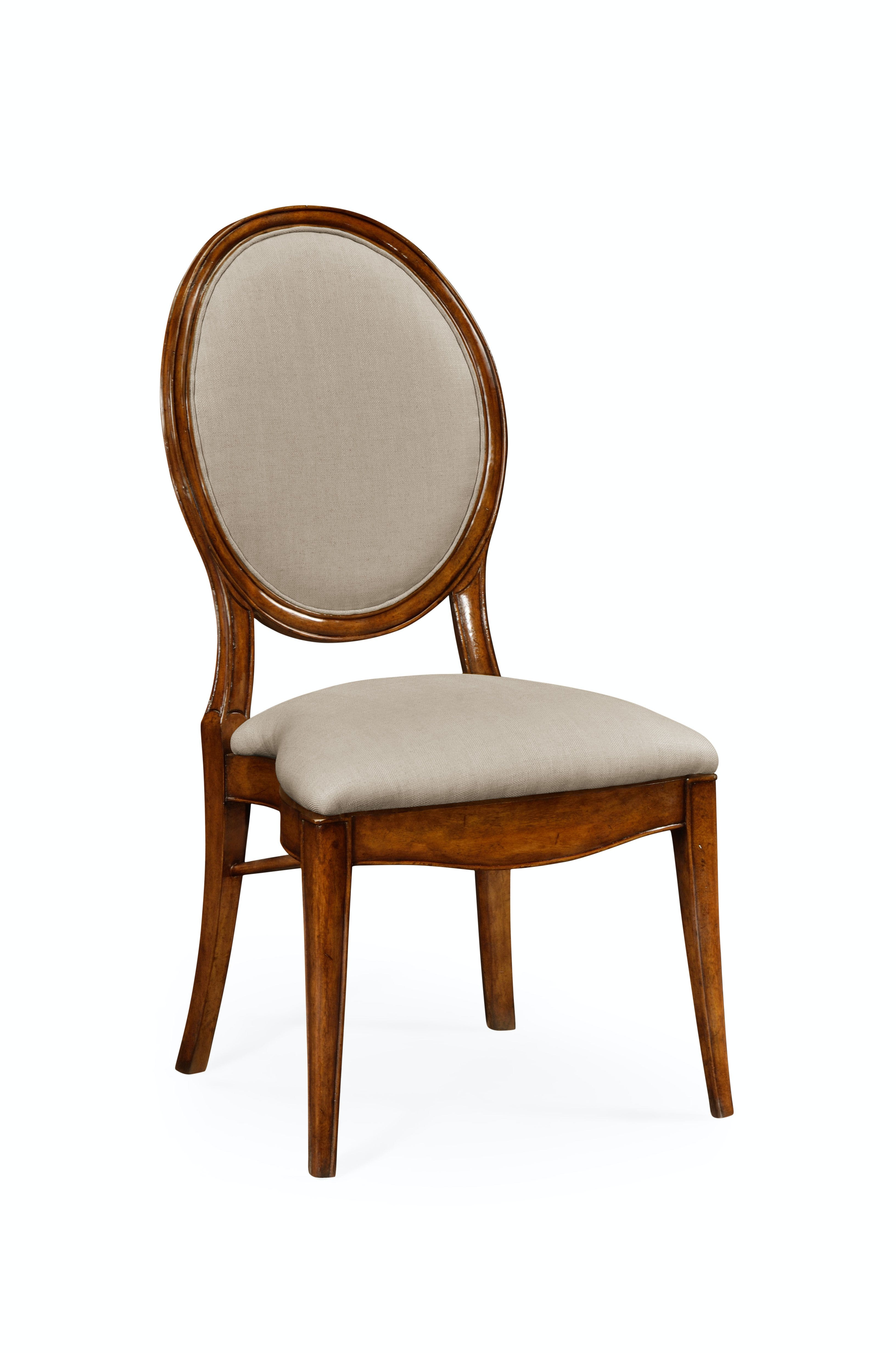 Jonathan Charles Dining Room Spoon Back Upholstered Stacking Dining Chair Upholstered In Mazo Qj495380walf001 Walter E Smithe Furniture Design