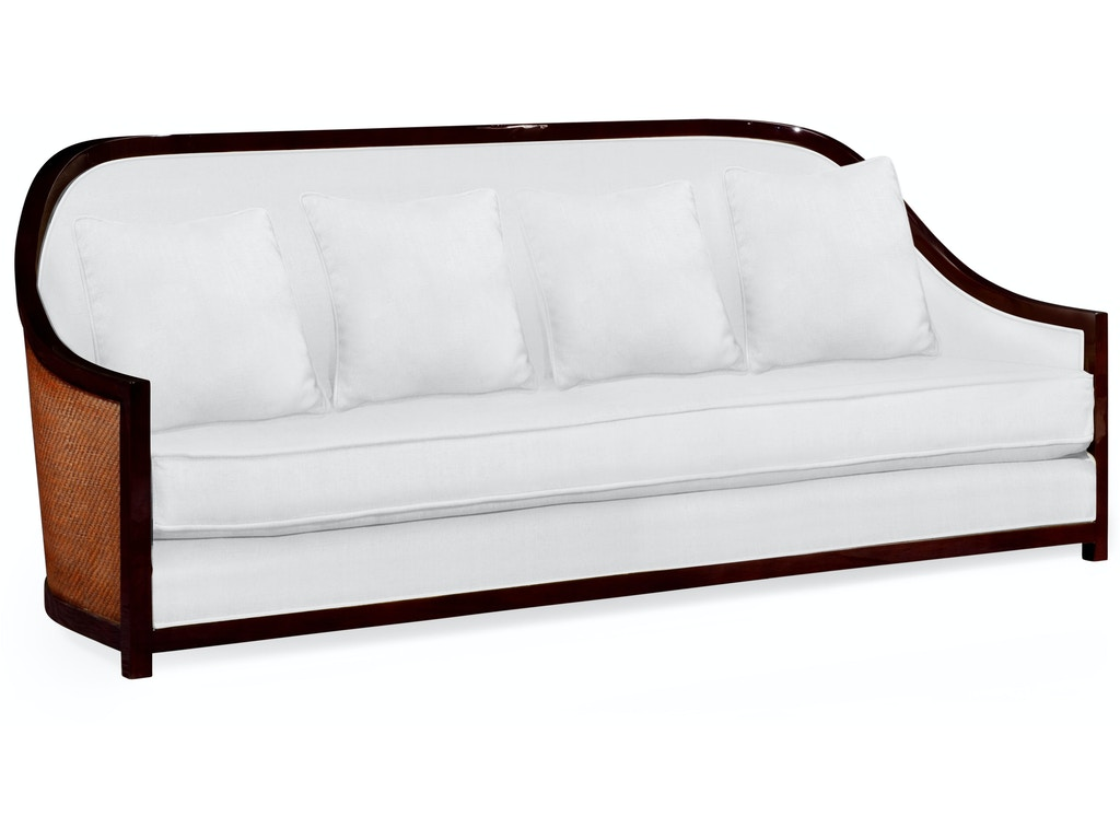 Jonathan charles living room 86 sofa in eucalyptus for Living room 86